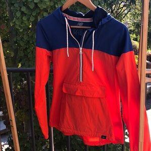 New Balance pop over hoodie for J Crew